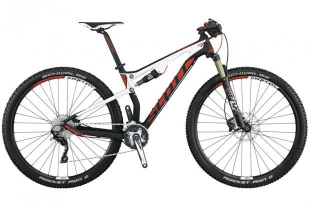 scott spark 930 mountain ciking cycling holidays rental