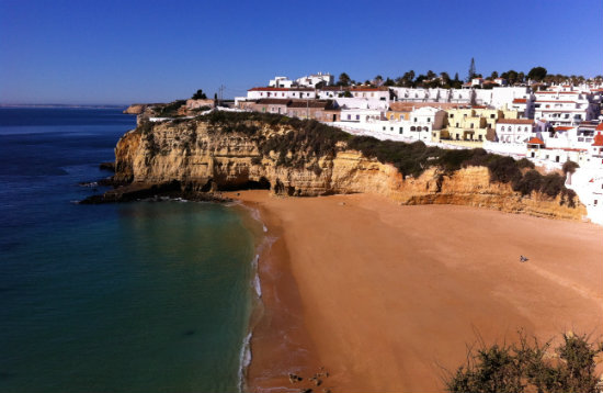 cycling algarve beaches